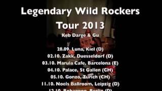 Legendary Wild Rockers Tour - Keb Darge & Gu