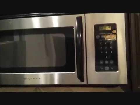 Microwave No Heat Fix - YouTube