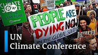 UN climate change conference 2018 opens in Poland   DW News