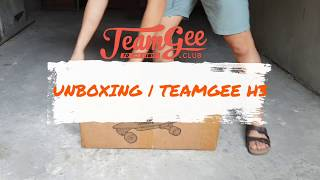 Electric Skateboard Philippines - UNBOXING | TEAMGEE H3 MINI