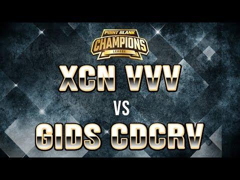 XCN VVV XGATE ENSKY VS GIDS CDCRV - PBCL 2018 QUALIFIER #CEPRAKKKKK