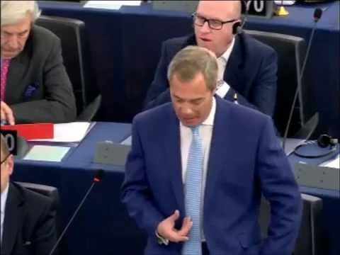 "Nigel Farage; ""This is the Modern day Implementation of the Brezhnev Doctrine"""