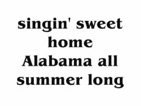 """All Summer Long"" - Kid Rock (lyrics)"
