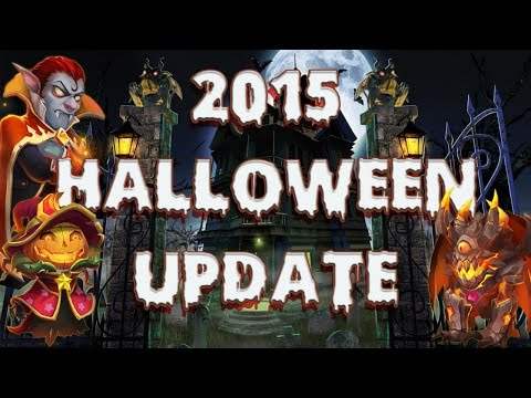 Castle Clash: 2015 Halloween Update | Full Review (Detailed Version)