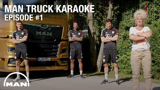 MAN Truck Karaoke – Episode 1