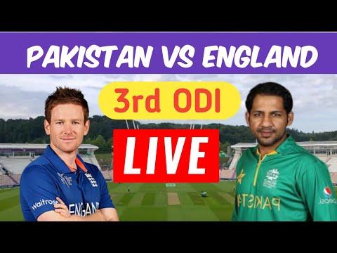 Pakistan Vs England 3rd Odi Live Match 2019   Ptv Sports Live   Live Match