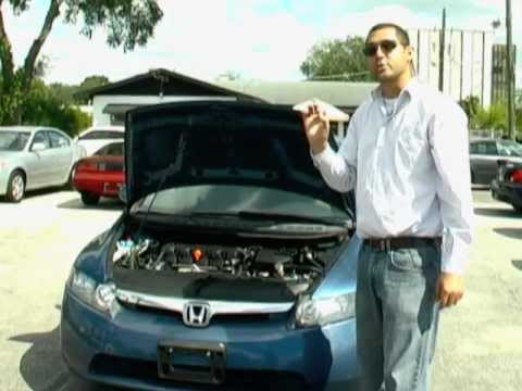 CARS FOR SALE JACKSONVILLE 2007 HONDA CIVIC