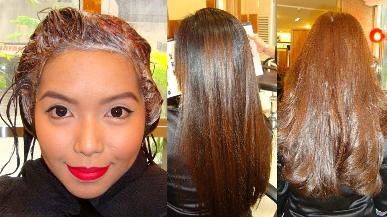 New Hair Color Treatment From Hair Philosophie  Saytiocoartillero  YouTube