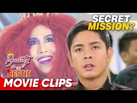 (1/8) Ang Mission Ni Emman!   'Beauty And The Bestie'   Movie Clips