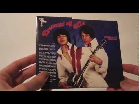 Donnie & Joe Emerson: Dreamin' Wild | CD | What's Inside?