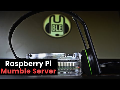 Build your own Raspberry Pi Mumble Server - Pi My Life Up