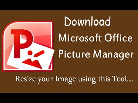 How to Download Microsoft Office Picture Manager || Most Useful Tool 2010