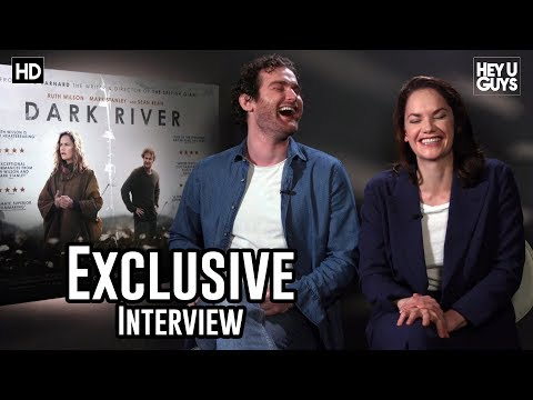 Ruth Wilson & Mark Stanley  Dark River Exclusive