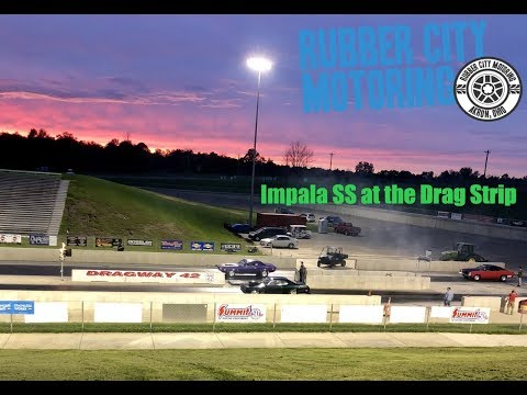 Impala SS At The Drag Strip & The Latest Update!
