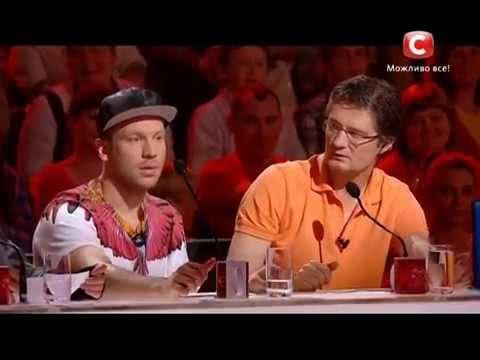 Видео: Х-фактор-5 Анастасия Чернова - Решение судей Киев 27.09.2014