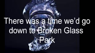 Simple Minds - Broken Glass Park (Lyric Video)