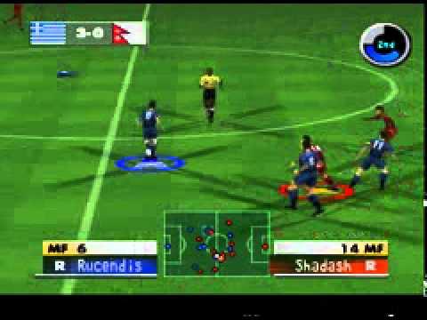 Nepal 0-5 Greece 2nd Stage