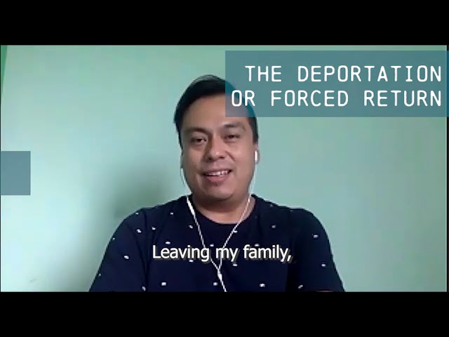 Defying Borders | The deportation or forced return