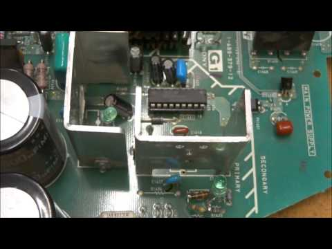 MCZ3001 Chip 6-705-810-01 Power Supply Problems and Troubleshooting, Generic Chip Problems
