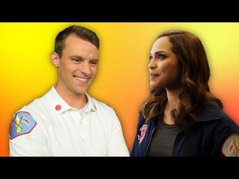 Chicago Fire Cast Reacts to Dawson Leaving