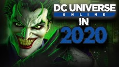 Revisiting DC Universe Online in 2020