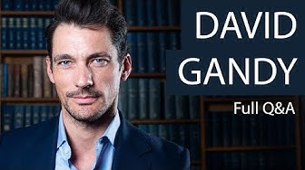 David Gandy | Full Q&A | Oxford Union
