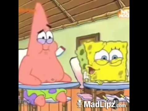 Patrick And Spongebob Funny