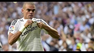 Pepe - Crazy Defending Skills HD 2015