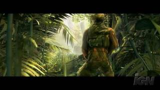 Far Cry Instincts Predator Xbox 360 Gameplay - Attract Video