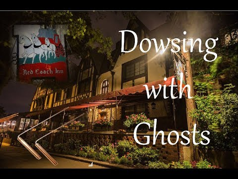 Talking to Spirits with Dowsing Rods