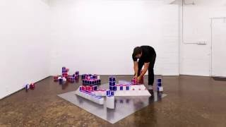 Marching Cubes Assembly #17, Pari Nadimi Gallery