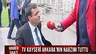 Tv Kayseri Ana Haber 09.05.2018