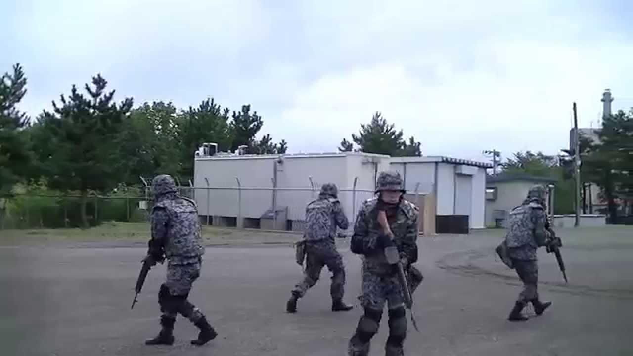 航空自衛隊・陸上自衛隊協同基地...