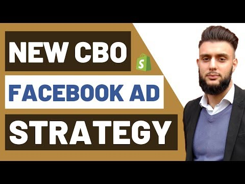 NEW CBO Testing Method Facebook Ads Shopify Dropshipping thumbnail