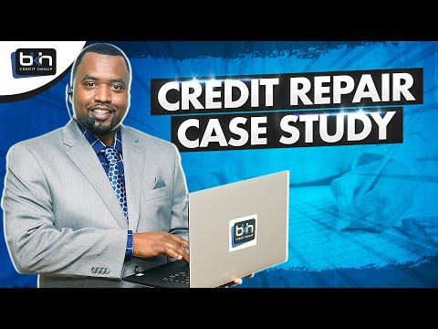 Credit Repair Case Study BKH Credit Group