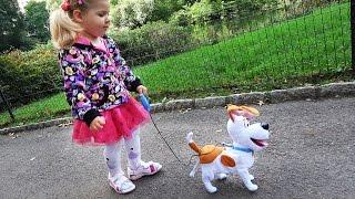 ✿ Тайная Жизнь Домашних Животных Идем в Зоопарк МАДАГАСКАР Влог Америка secret life of Pets Max Vlog
