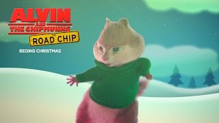 "Alvin and the Chipmunks: The Road Chip | ""I Want Chipmunks for Christmas"" [HD] 
