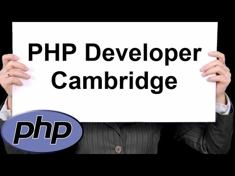 PHP Developer Cambridge 888-411-2221 - PHP  Development Services