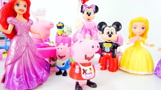 День рождения Свинки Пеппы. Видео для детей