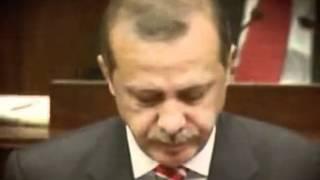 Başbakanımız Mustafa Pehlivanoğlu'nun mektubunu okuyor