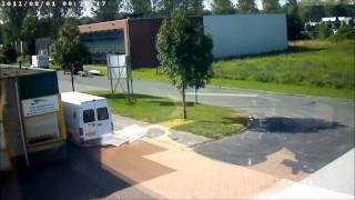 2 Megapixel video voorbeeld camerabewaking / camerabeveiliging