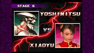 TAS Force - yoshimitsu is very clumsy
