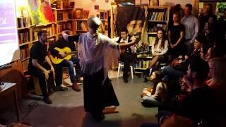 """Calle Tranquila"" (rumba) - Fiesta Flamenca en REaD, 18/02/2017"