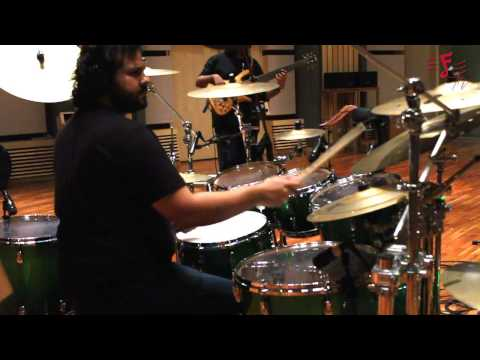Gino Banks with Sheldon D'Silva and Louis Banks - Shiv Shakti (Live at Yashraj Studios)