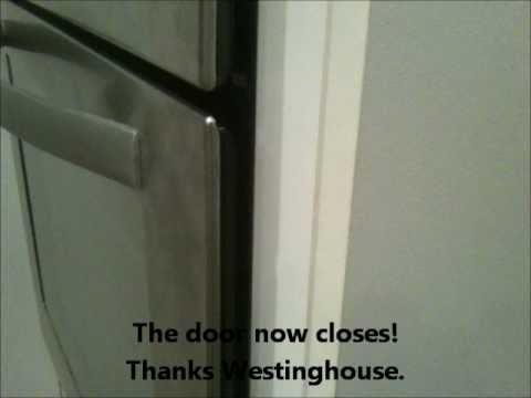 Westinghouse Oven Door Fix Youtube