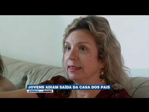 IBGE: jovens demoram para sair da casa dos pais