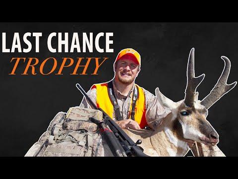 Colorado Pronghorn Hunt - Antelope Hunting With Ike Eastman