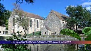 Yvelines | La nouvelle saison culturelle lancée à la Commanderie