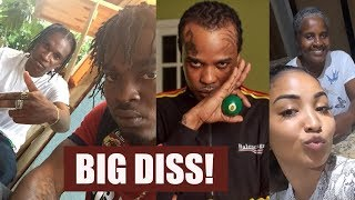 Shane E TROUBLE Tommy Lee & Get DISS | Shenseea & MOTHER In The Kitchen | TEF | Liverpool 4-0