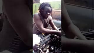 Démontage moteur range rover par minka